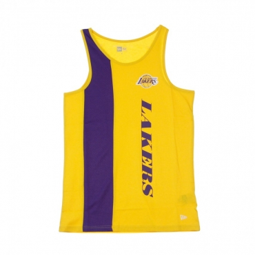 CANOTTA NBA TEAM WORDMARK TANK LOSLAK ORIGINAL TEAM COLORS
