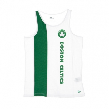 CANOTTA NBA TEAM WORDMARK TANK BOSCEL WHITE/ORIGINAL TEAM COLORS