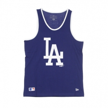 CANOTTA MLB LOGO TANK LOSDOD DARK ROYAL/WHITE