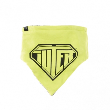 SCALDACOLLO LOGO COLLAR NEON YELLOW