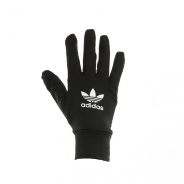 GUANTI TECHY GLOVES BLACK/WHITE
