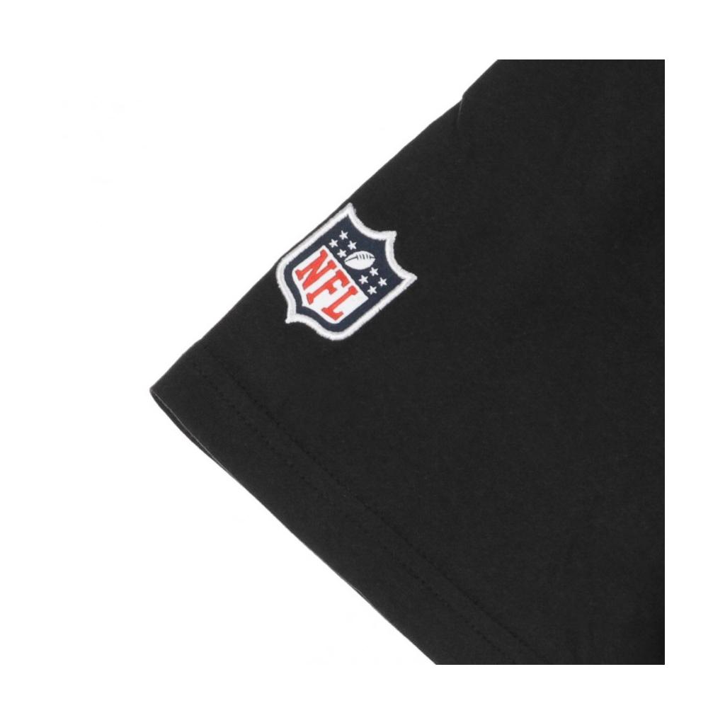 MAGLIETTA TEAM LOGO TEE SAF49E BLACK/ORIGINAL TEAM COLORS