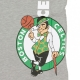 MAGLIETTA NBA TEAM TEE BOSCEL LIGHT GREY HEATHER/ORGINAL TEAM COLORS