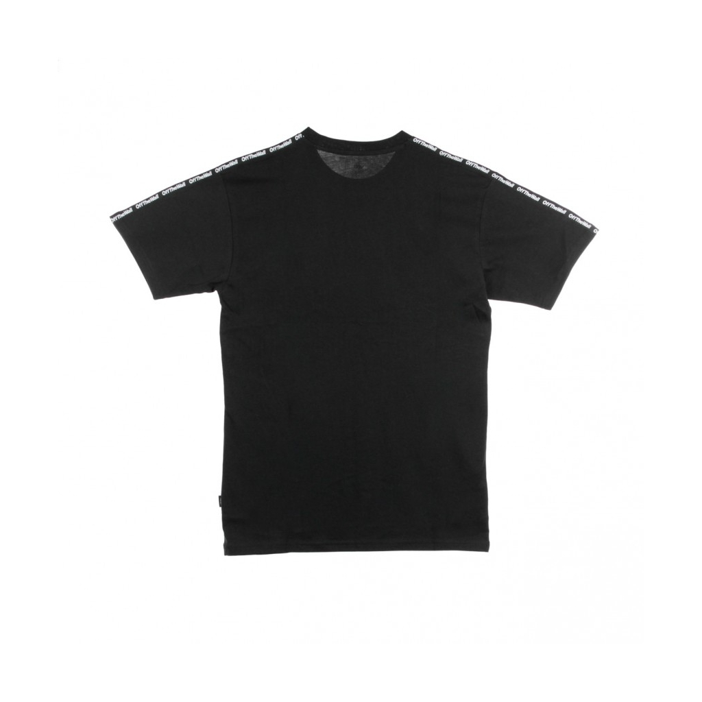 MAGLIETTA REFLECTIVE COLORBLOCK BLACK
