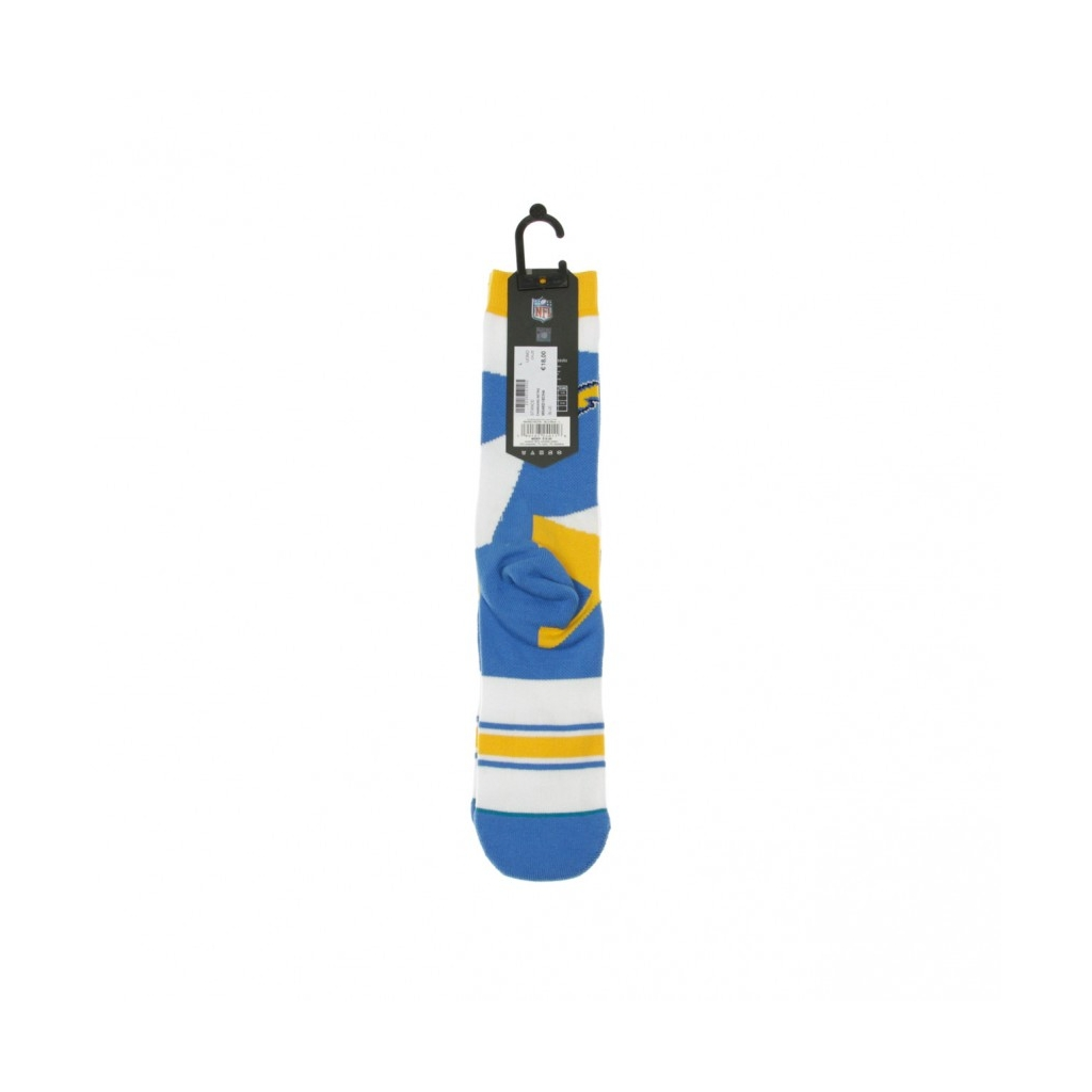 CALZE CHARGERS RETRO BLUE