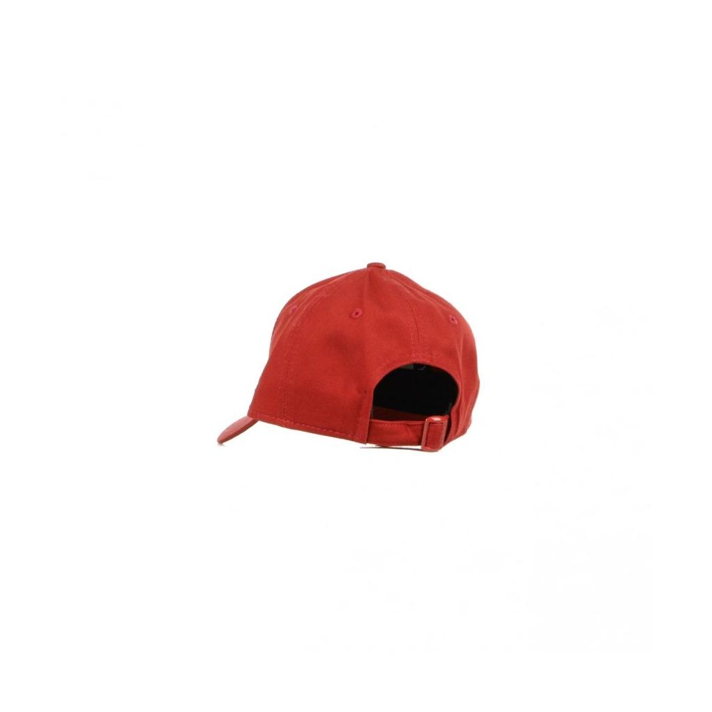CAPPELLO VISIERA CURVA AGGIUSTABILE LEAGUE ESSENTIAL 940 KIDS NEYYAN HOT RED/BLACK