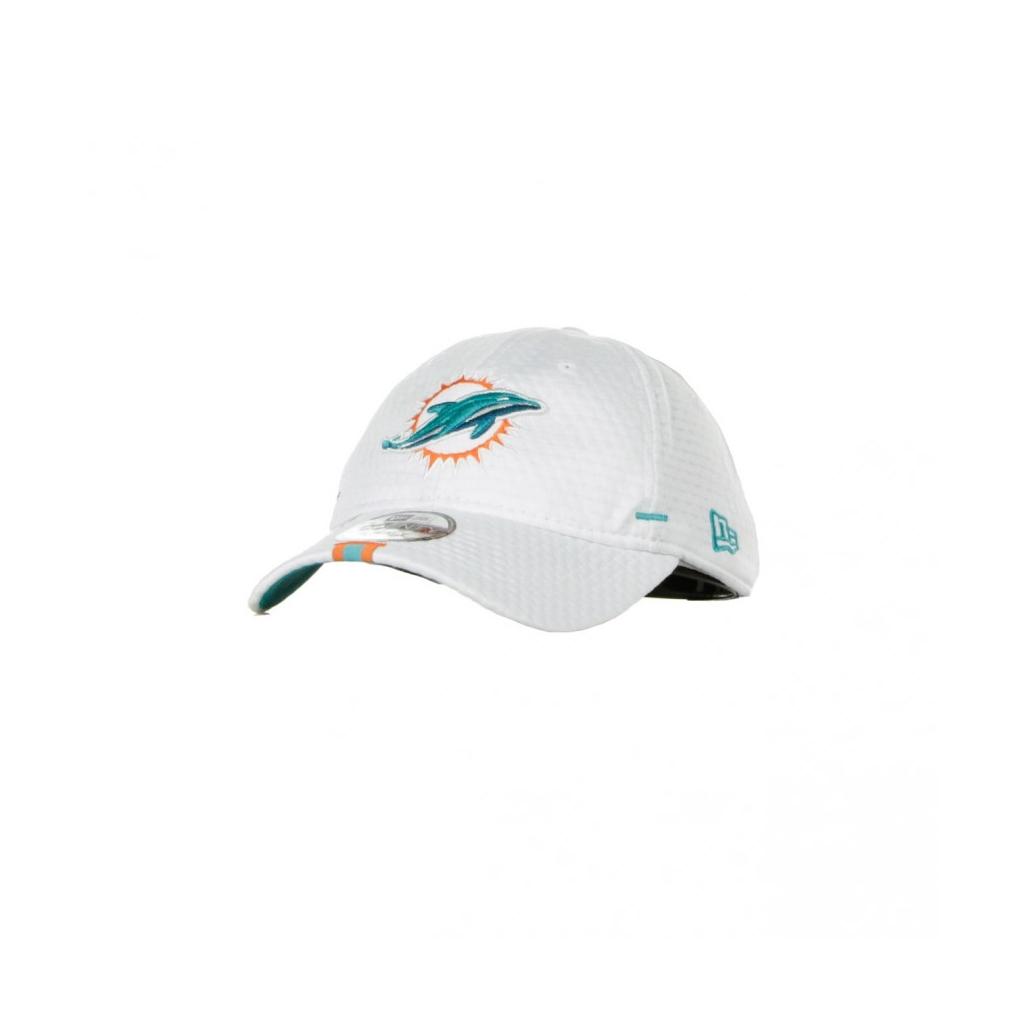 CAPPELLO VISIERA CURVA AGGIUSTABILE 920 OFFICIAL NFL 19 TRAINING CAMP MIADOL WHITE/ORIGINAL TEAM COLORS