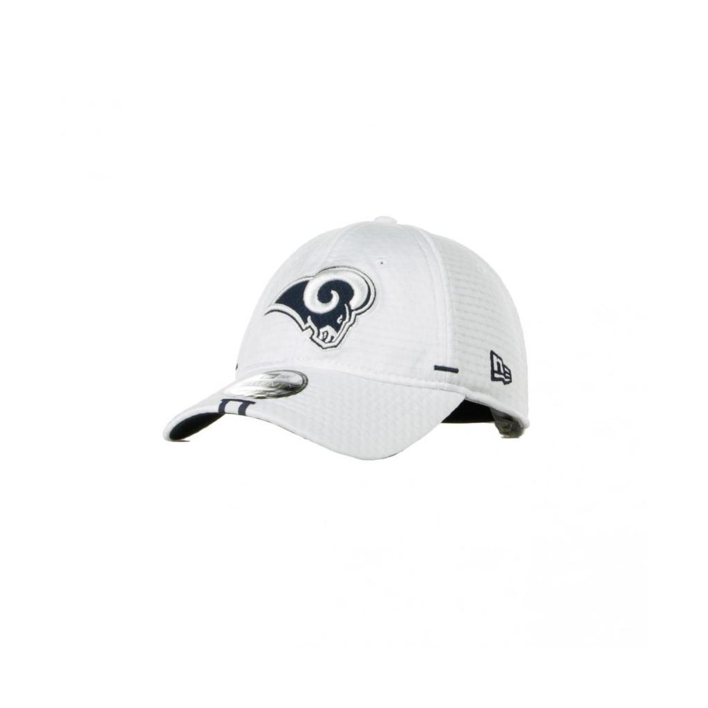 CAPPELLO VISIERA CURVA AGGIUSTABILE 920 OFFICIAL NFL 19 TRAINING CAMP LOSRAM WHITE/ORIGINAL TEAM COLORS