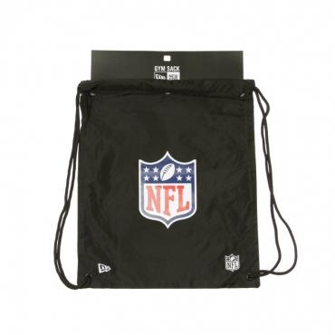 SACCHETTA NFL GYM SACK NFL LOGO BLACK/MULTI