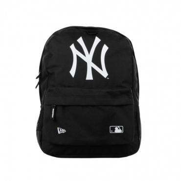 ZAINO MLB STADIUM BAG NEYYAN BLACK/WHITE