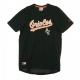 MAGLIETTA MLB COOPERSTOWN COLLECTION XL TEE BALORI BLACK/ORIGINAL TEAM COLORS
