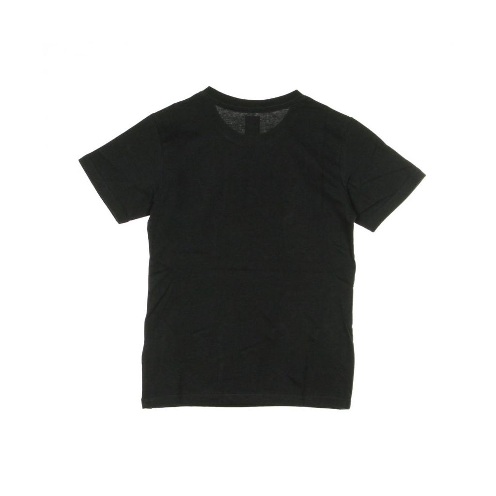 MAGLIETTA STAR BLACK/WHITE