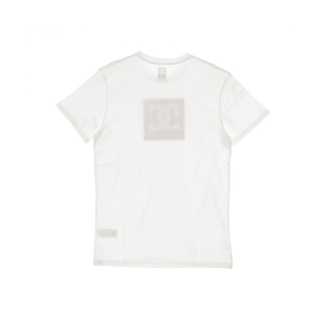 MAGLIETTA SQUARE STAR WHITE/RED