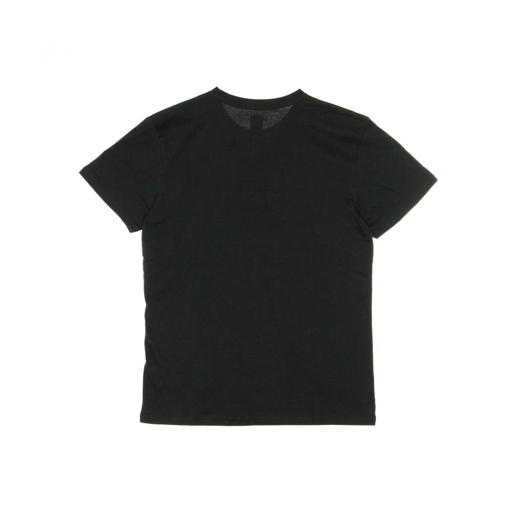 MAGLIETTA SQUARE STAR BLACK/WHITE/RED