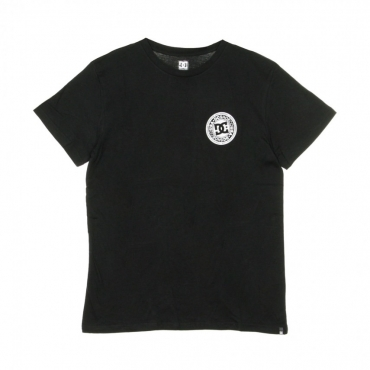 MAGLIETTA CIRCLE STAR FB BLACK/WHITE