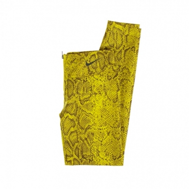 LEGGINS W PYTHON SPEED YELLOW/BLACK