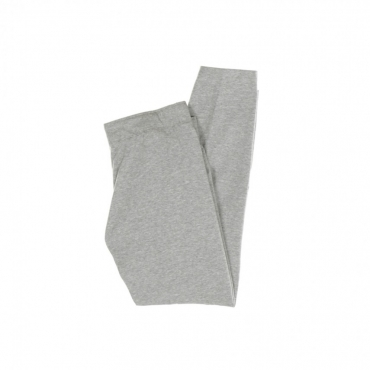 LEGGINS W LEGASEE LGGNG 7/8 FUTURA DK GREY HEATHER/BLACK