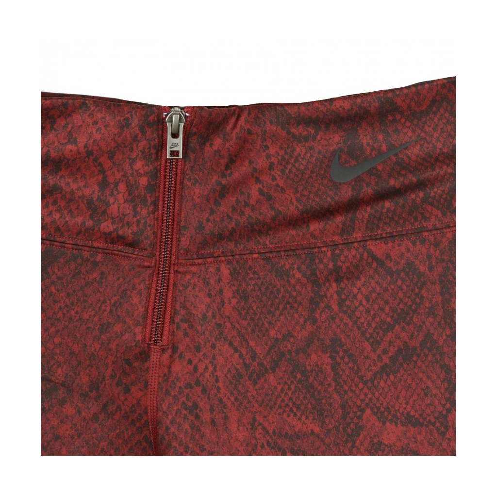 LEGGINS PYTHON TEAM RED/BLACK