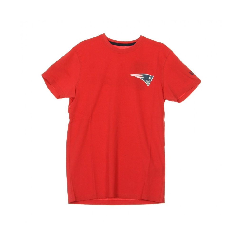 MAGLIETTA TEAM APPAREL NFL TEE NEEPAT FRONT DOOR RED/ORIGINAL TEAM COLORS