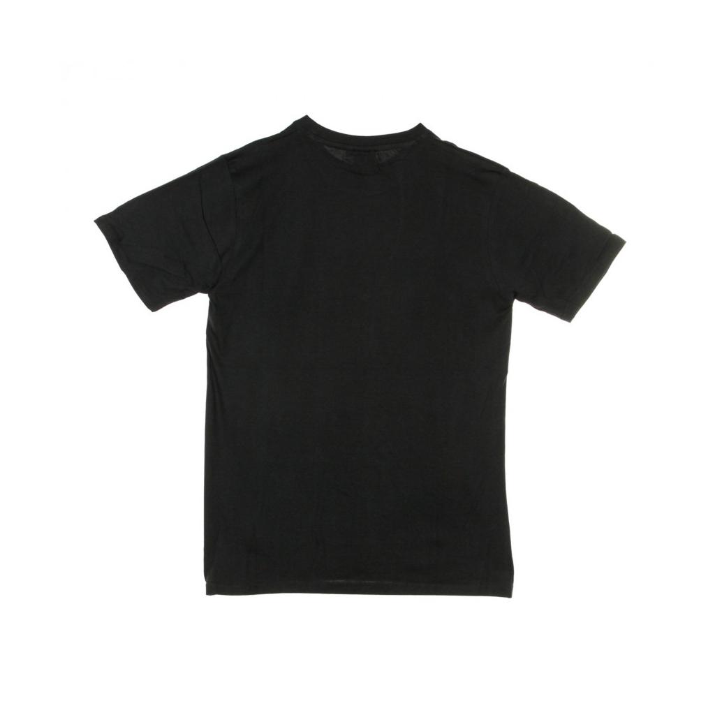 MAGLIETTA LOGO BLACK/YELLOW