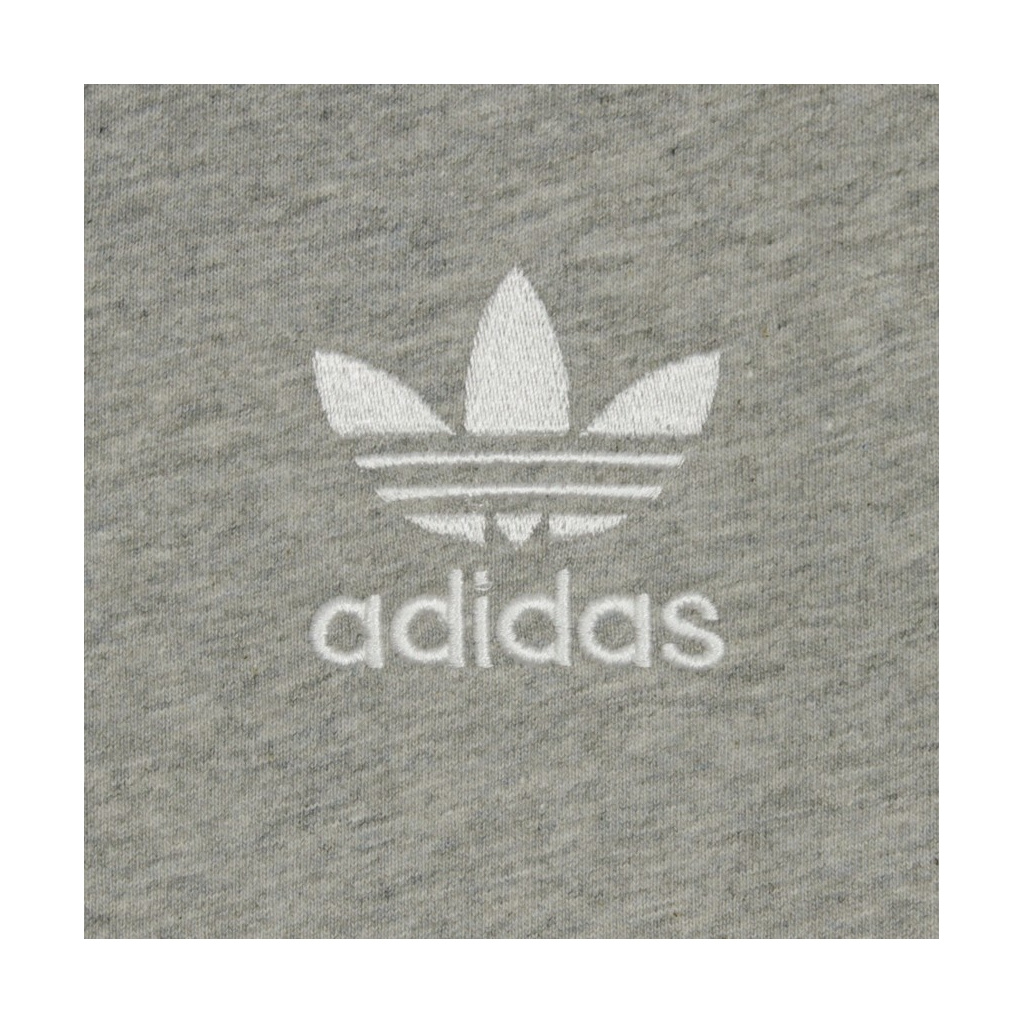 MAGLIETTA 3 STRIPES TEE MEDIUM GREY HEATHER