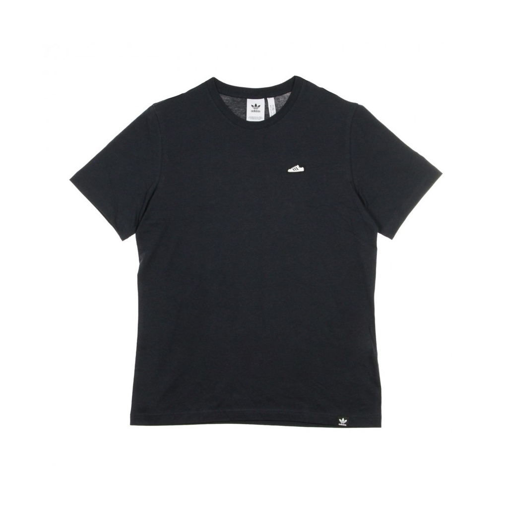 MAGLIETTA EMBROIDERED TEE LEGEND INK