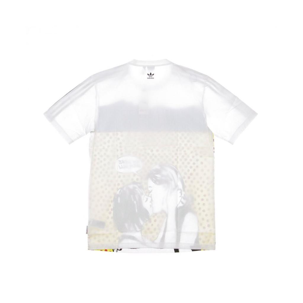 MAGLIETTA GRAPHIC T-SHIRT WHITE
