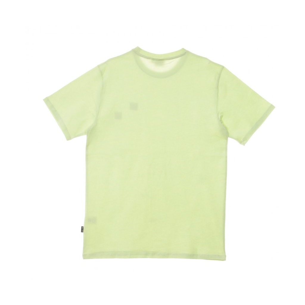 MAGLIETTA LOGO MINT LABEL