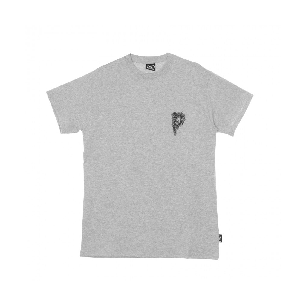 MAGLIETTA P GREY HEATHER