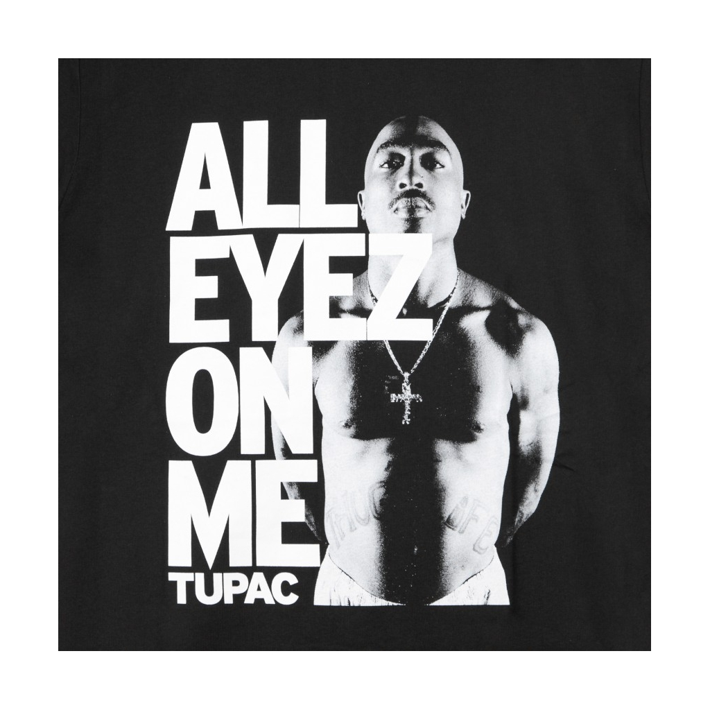 MAGLIETTA TUPAC ALL EYEZ ON ME BLACK