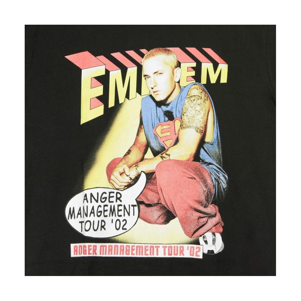 MAGLIETTA EMINEM ANGER COMIC BLACK