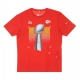 MAGLIETTA NFL ICONIC PARADE CELEBRATION KANCHI RED