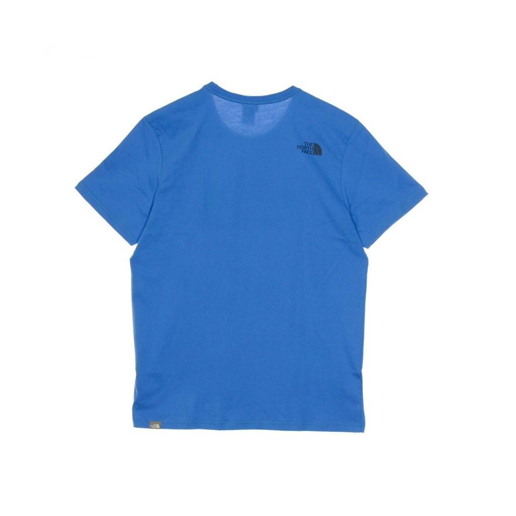 MAGLIETTA EASY TEE CLEAR LAKE BLUE