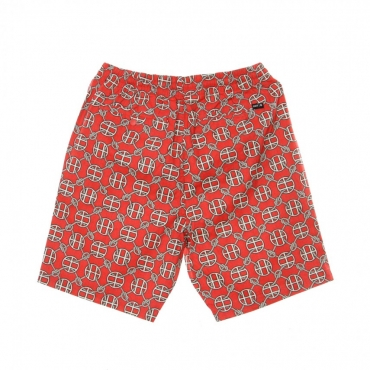 PANTALONE CORTO ATELIER EASY SHORT RED