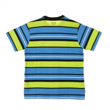 MAGLIETTA ROLL CALL TEE LIME MULTI