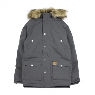 PARKA TRAPPER PARKA BLACKSMITH