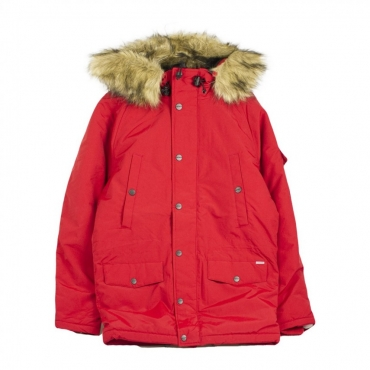 PARKA ANCHORAGE PARKA BLAST RED/BLACK