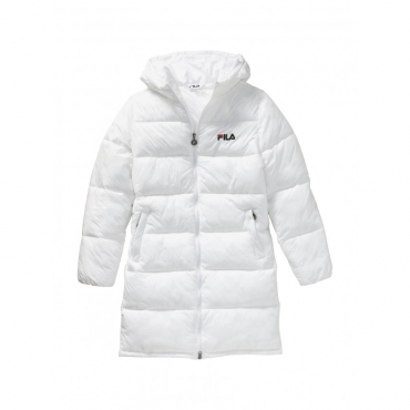 PIUMINO ZIA LONG PUFF BRIGHT WHITE