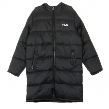 PIUMINO ZIA LONG PUFF BLACK