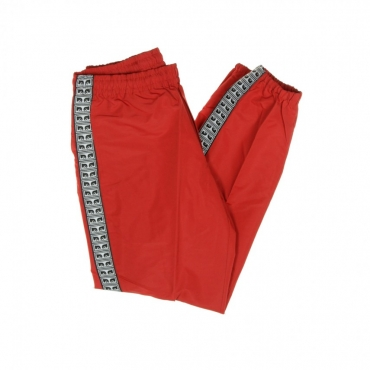 TRACK PANT EYES PANT HOT RED