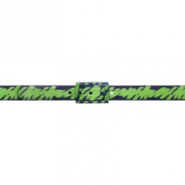 Cintura Schizzo blu e verde BLU/GREEN