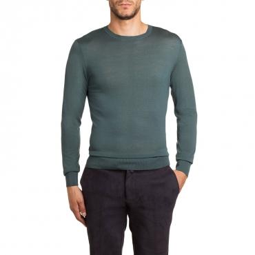Pullover slim fit in lana merino LOVAT2