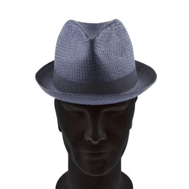 Cappello bogart in poliestere Blu Altea