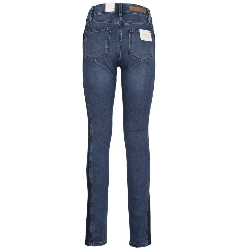 Venice skinny jeans and dark side band 912CARRIE