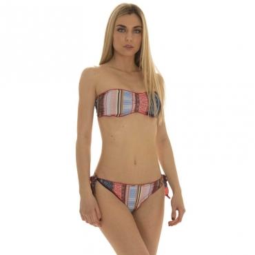 Bikini fascia e slip nodi San Juan UNI