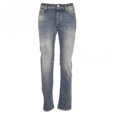 Jeans J622 tinto con Indaco Naturale GENJC002