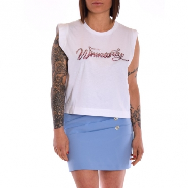 T-shirt moda manica corta BCO OTT WOMANLY