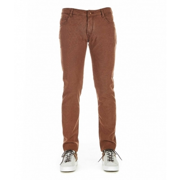 Pantalone Orvieto marrone
