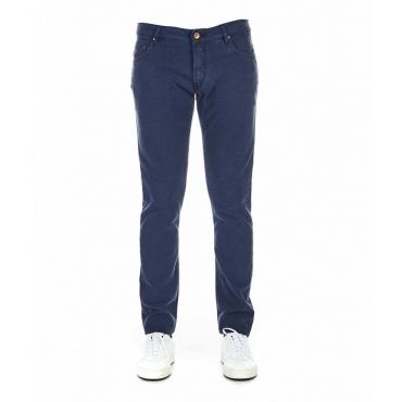 Pantalone Orvieto blu scuro