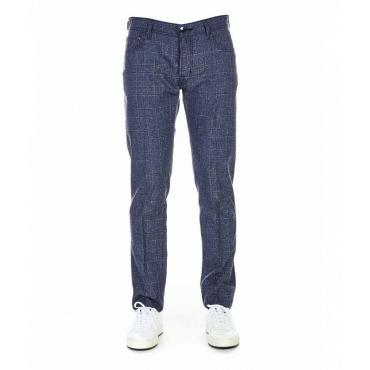 Chino Wool blu